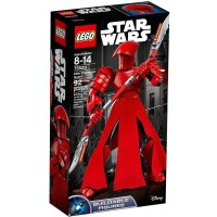 Lego Star Wars Episode Viii Elite Praetorian Guard 75529 Building Kit 92