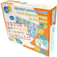 Ingenio Reversible Alphabet Puzzle English And