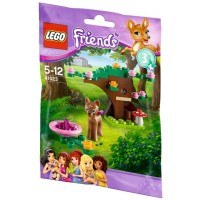 Lego Friends Series 3 Animals Fawns Forest