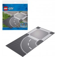 Lego City Curve And Crossroad 60237 Building Kit New 2019 2