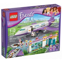 Friends Lego Lego Heart Lake Airport