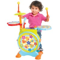 Kids Electronic Drum Set