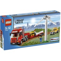 Lego 7747 Citywind Turbine
