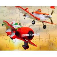 Disney Pixar Planes Puzzles Set Of