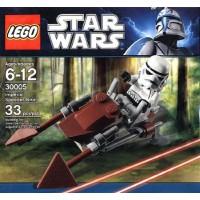 Lego Star Wars Set 30005 Imperial Speeder