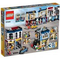 Lego Creator 31026 Bike Shop And
