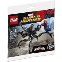 Lego Marvel Super Heroes Spiderman Vs The Venom Symbiote 30448Bagged