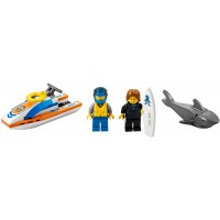 Lego City Coast Guard 60011 Surfer