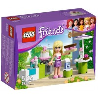 Lego Friends Stephanies Outdoor Bakery