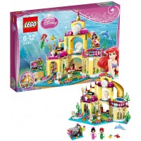 Lego Disney Princess Ariel Sea Palace