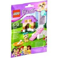 Lego Friends Series 3 Animals Puppys Playhouse