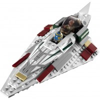 Lego Star Wars Mace Windus Jedi Starfighter 7868 Extremely