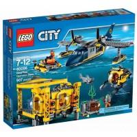 Lego City Deep Sea Operation Base