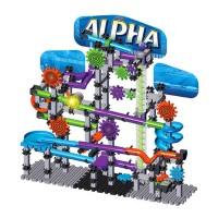 Alpha Techno Gears Marble Mania Building Set