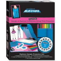 Project Runway Fashion Design Projector Kit Educational Toys Planet