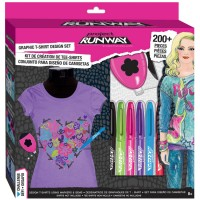 Project Runway Graphics T-Shirt Design Studio Set