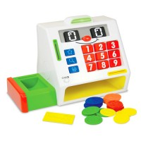 Count & Learn ATM Machine Toddler Electronic Toy