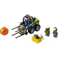 Lego City Volcano Heavylift Helicopter