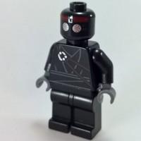 Lego Tmnt Footsoldier With Mace Minifigure Teenage Mutant Ninja