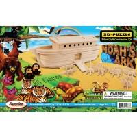3D Puzzles Noahs
