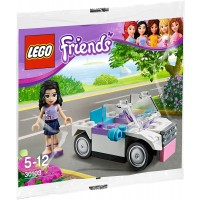 Lego Friends Set 30103 Emmas Car Promotional Polybag 32