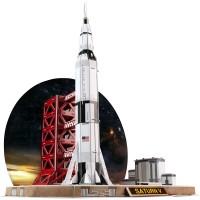 Daron Saturn V Rocket 3D Puzzle