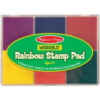 Melissa Doug Rainbow Stamp