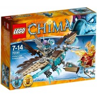 Lego Legends Of Chima 70141 Vardys Ice Vulture
