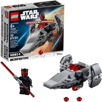 Lego Star Wars Sith Infiltrator Microfighter 75224 Building Kit 92