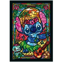 266 Piece Jigsaw Puzzle Stained Art Stitch Stained Glass