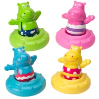 Whistling Hippos Toddler Bath Toy