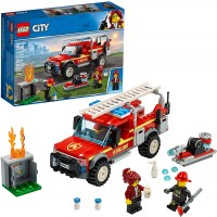 Lego City Fire Chief Response Truck 60231 Building Kit 201