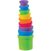 Stack & Pour Cups Bath Toy