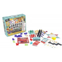 Professor Puzzle The Boredom Box Huge Games Puzzles Set Over 250 Activities From Classic Board