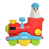 Bubble Blast Train Bath Toy