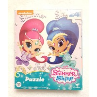 Shimmer And Shine 24Piece Jigsaw Puzzle Feel