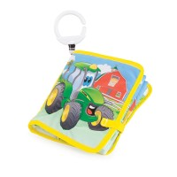 My First Johnny Tractor John Deere Baby Soft Book