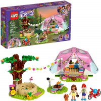 Lego Friends Nature Glamping 41392 Building Kit Includes Lego Friends Mia A Minidoll Tent And A Toy