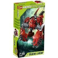 Lego Hero Factory Rawjaw