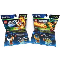 Lego Dimensions Cragger Eris Fun Pack
