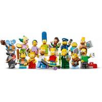 Lego Minifigures The Simpsons Series 71005 Building