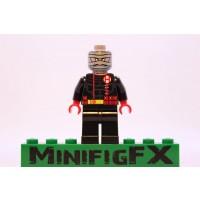Lego Hush Minifig Dc Super Hero Villain Tommy