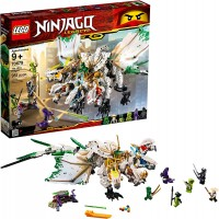 Lego Ninjago Legacy The Ultra Dragon 70679 Building Kit 951