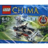 Lego Legends Of Chima Winzars Pack Patrol 30251