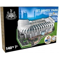 3D Stadium Puzzles Newcastle Utd
