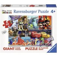 Ravensburger Disney Pixar Friends Floor Puzzle 60