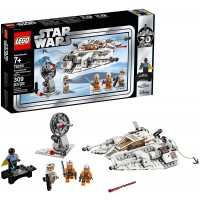 Lego Star Wars The Empire Strikes Back Snowspeeder 20Th Anniversary Edition 75259 Building Kit 309