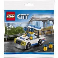 Lego City Police Car 30352