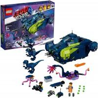 Lego The Movie 2 Rexs Rexplorer 70835 Building Kit Spaceship Toy With Dinosaur Figures 1172