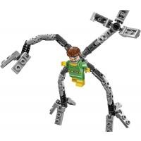 Lego Marvel Super Heroes Doc Ock Minifigure 76059 Mini